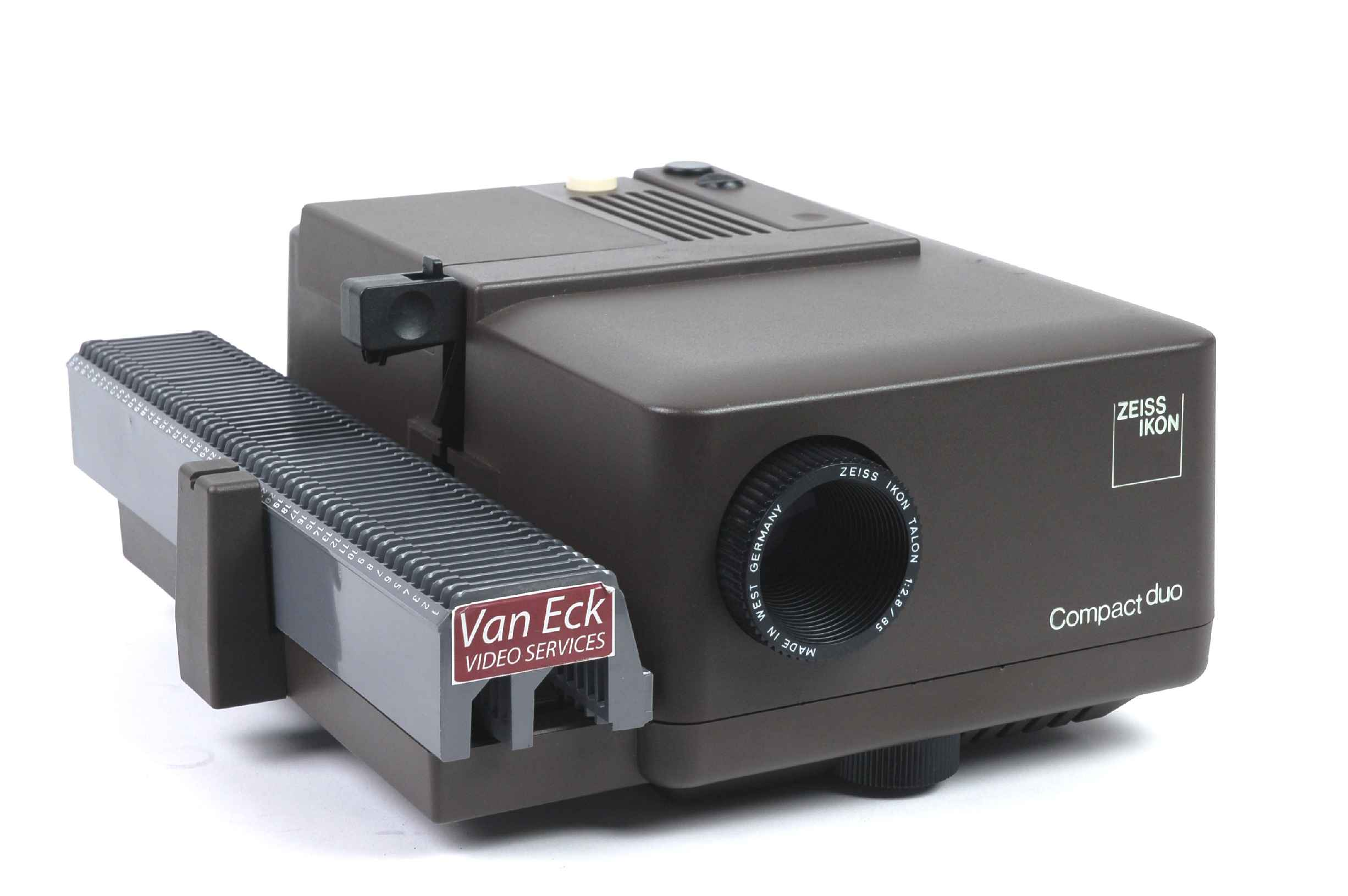 Zeiss ikon perkeo compact duo slide projectors spare for Compact projector