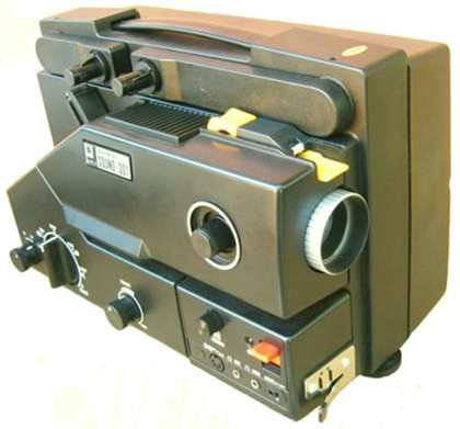 Sankyo Sound 301, Film Projectors - Spare Parts and