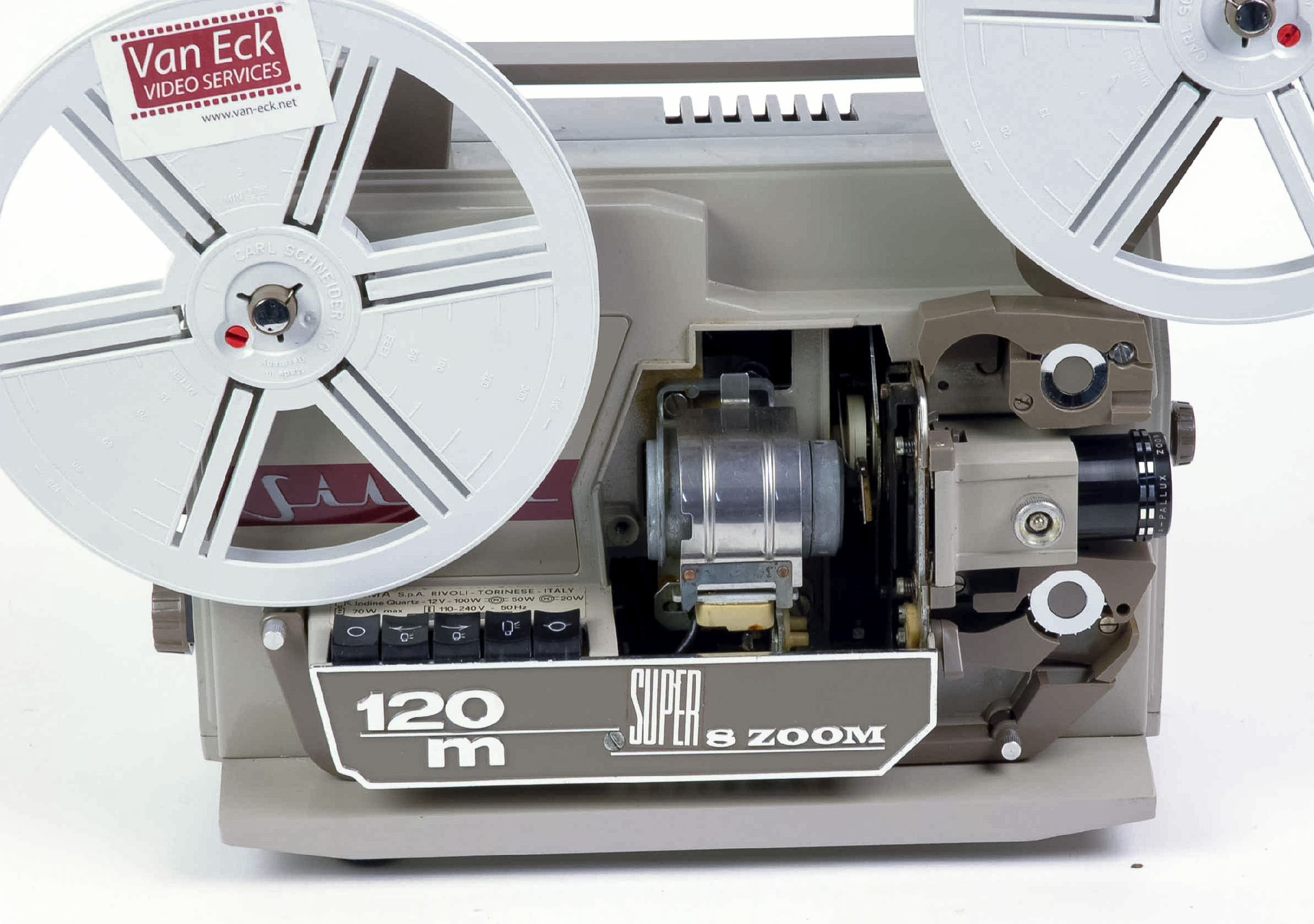 Silma 120M super8 zoom
