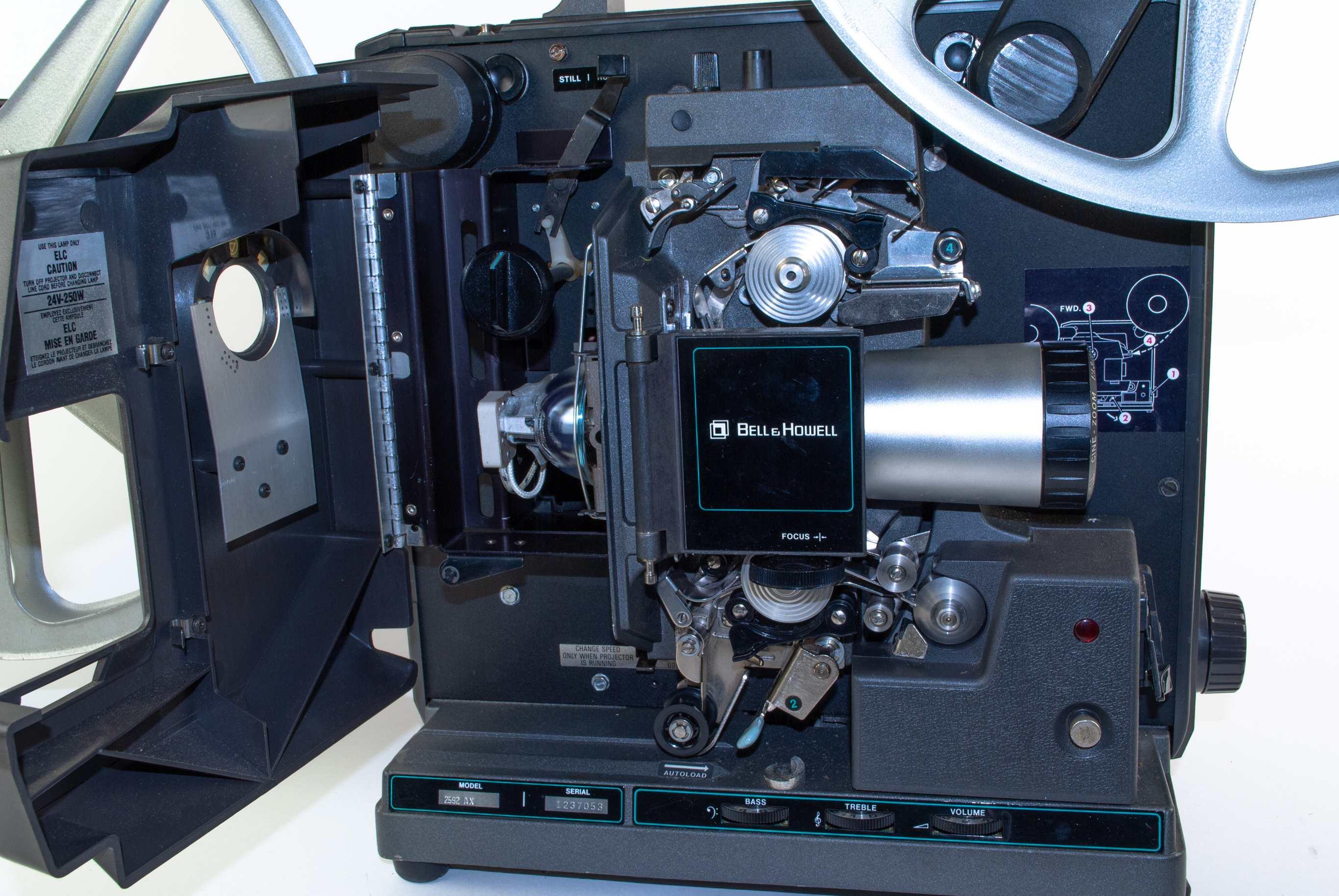 Lampe pour projecteur Bell /& Howell FilmoSound 331