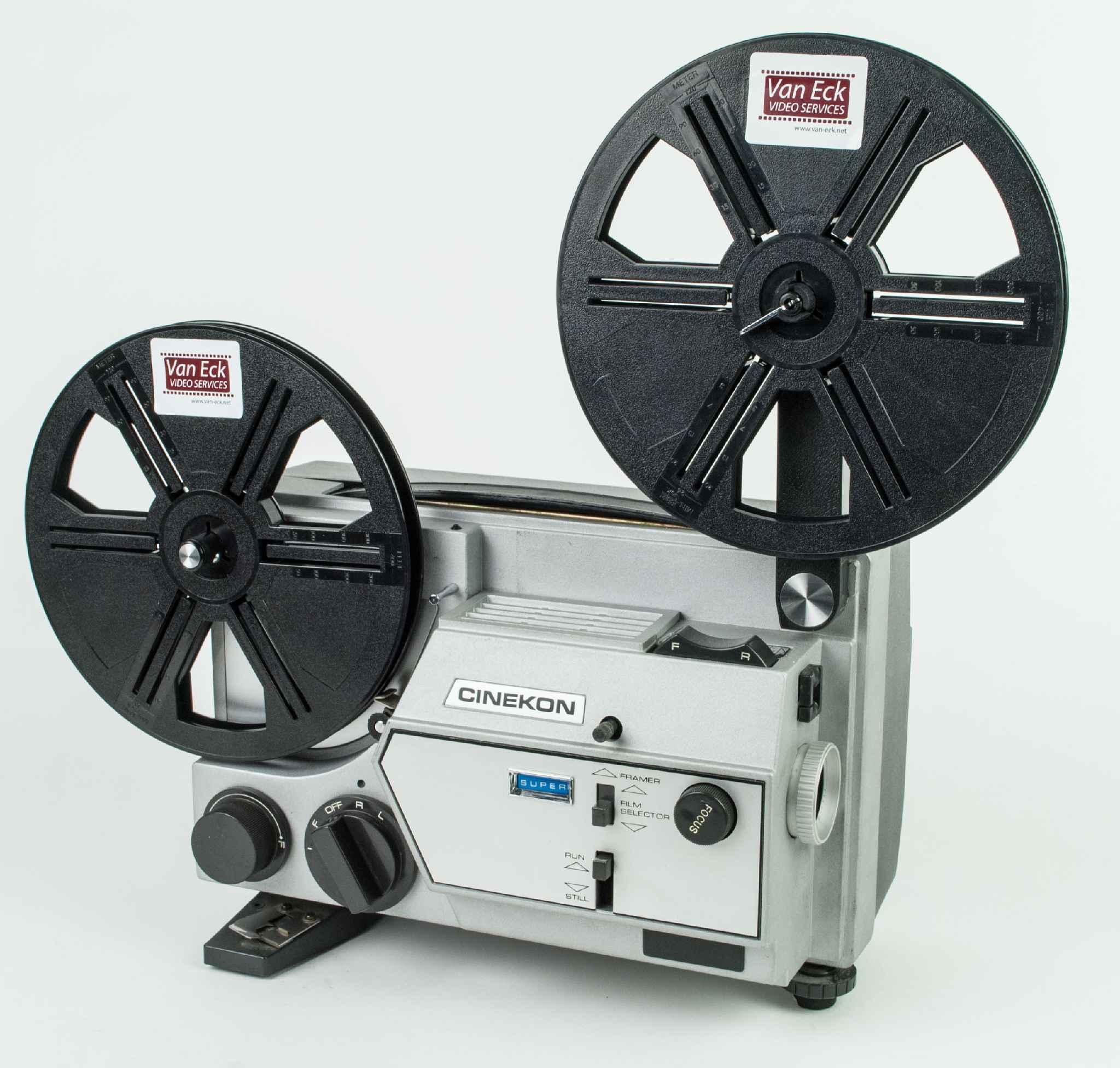 Cinekon Instduo IQS, Film Projectors - Spare Parts and