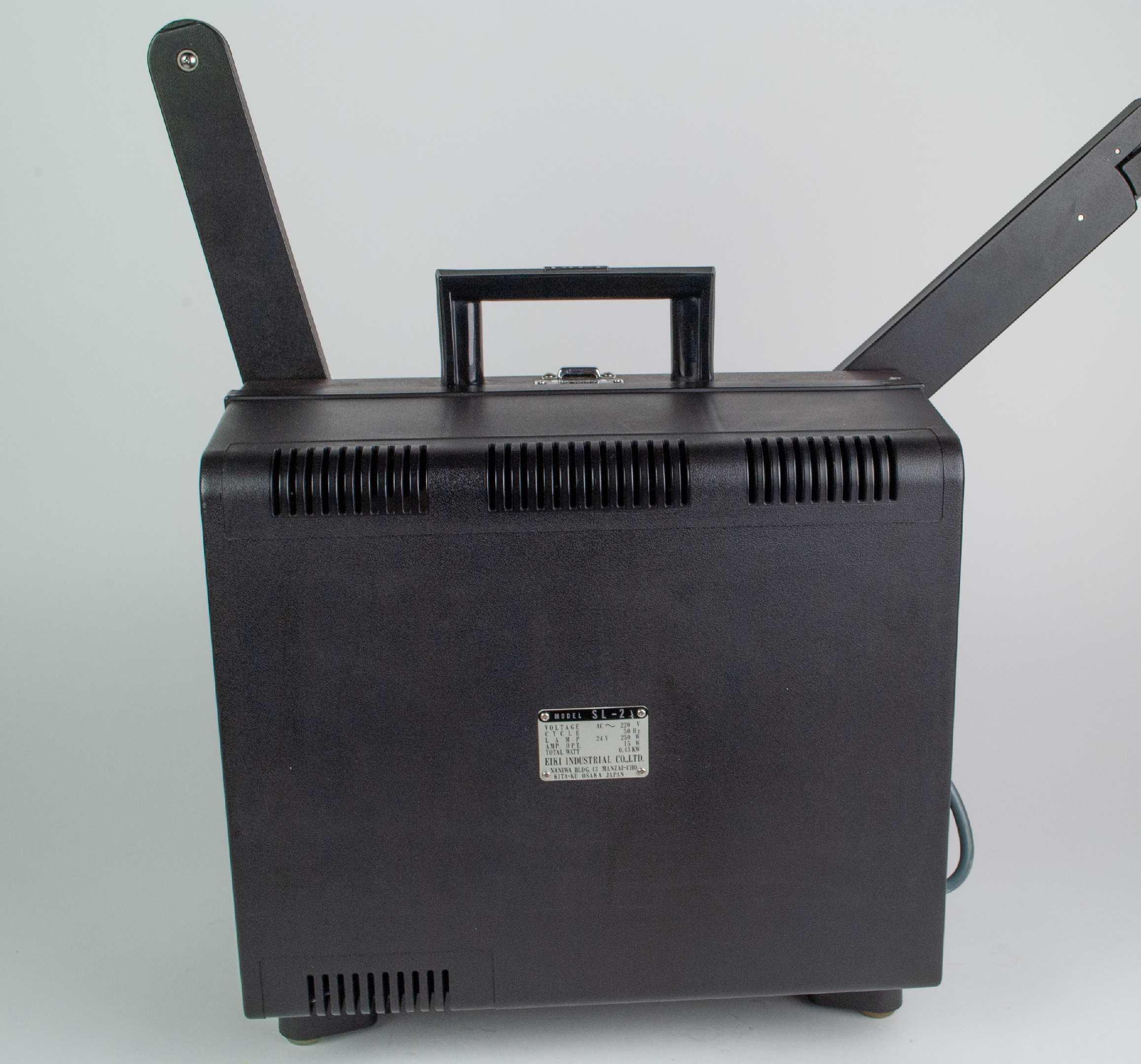Eiki SL-2 (Super Slot Load), Film Projectors - Spare Parts