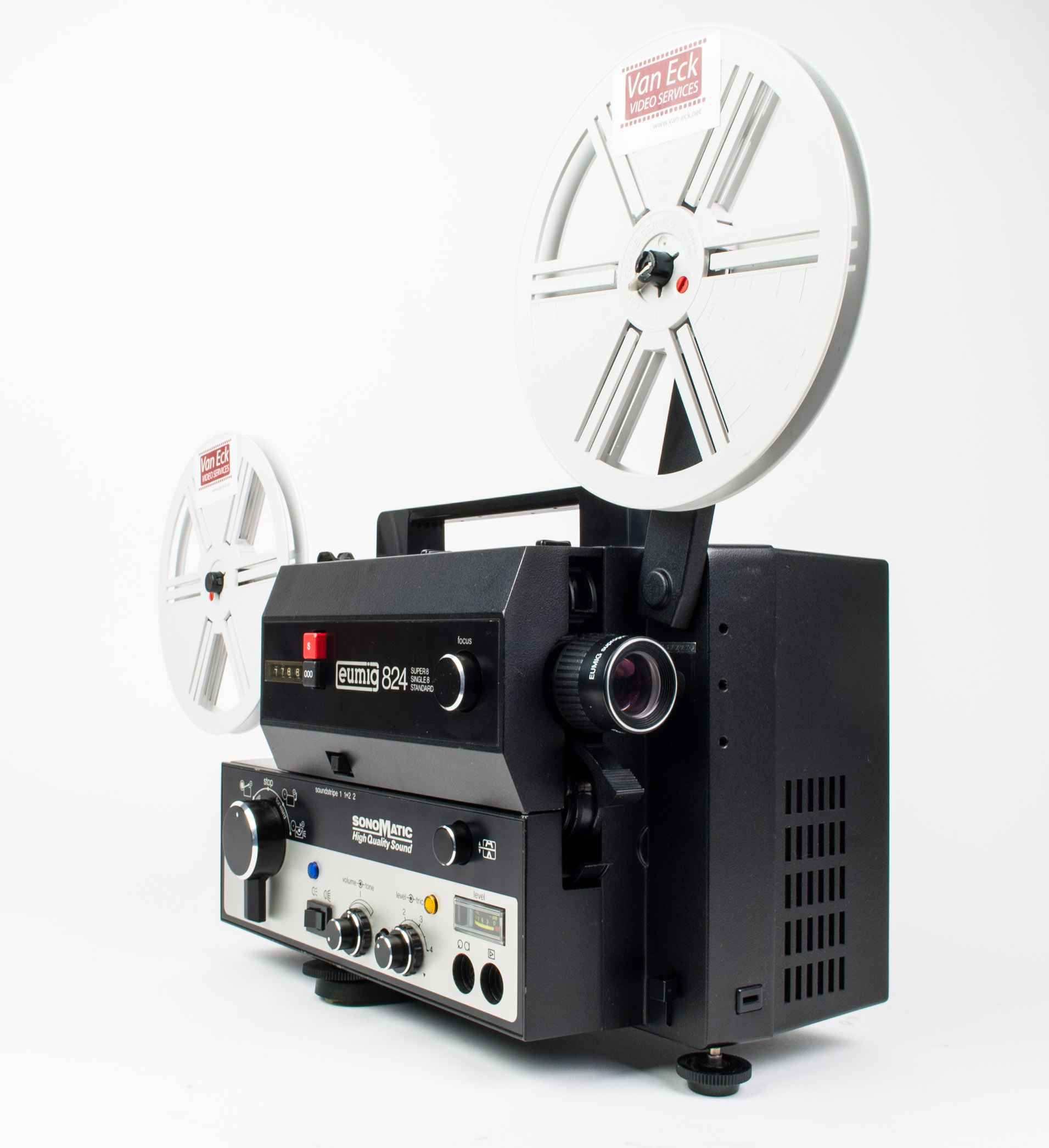 Eumig 824 Sonomatic, Film Projectors - Spare Parts and
