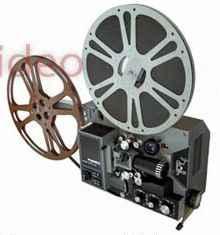 Fumeo 16mm projectors, Film Projectors - Spare Parts and