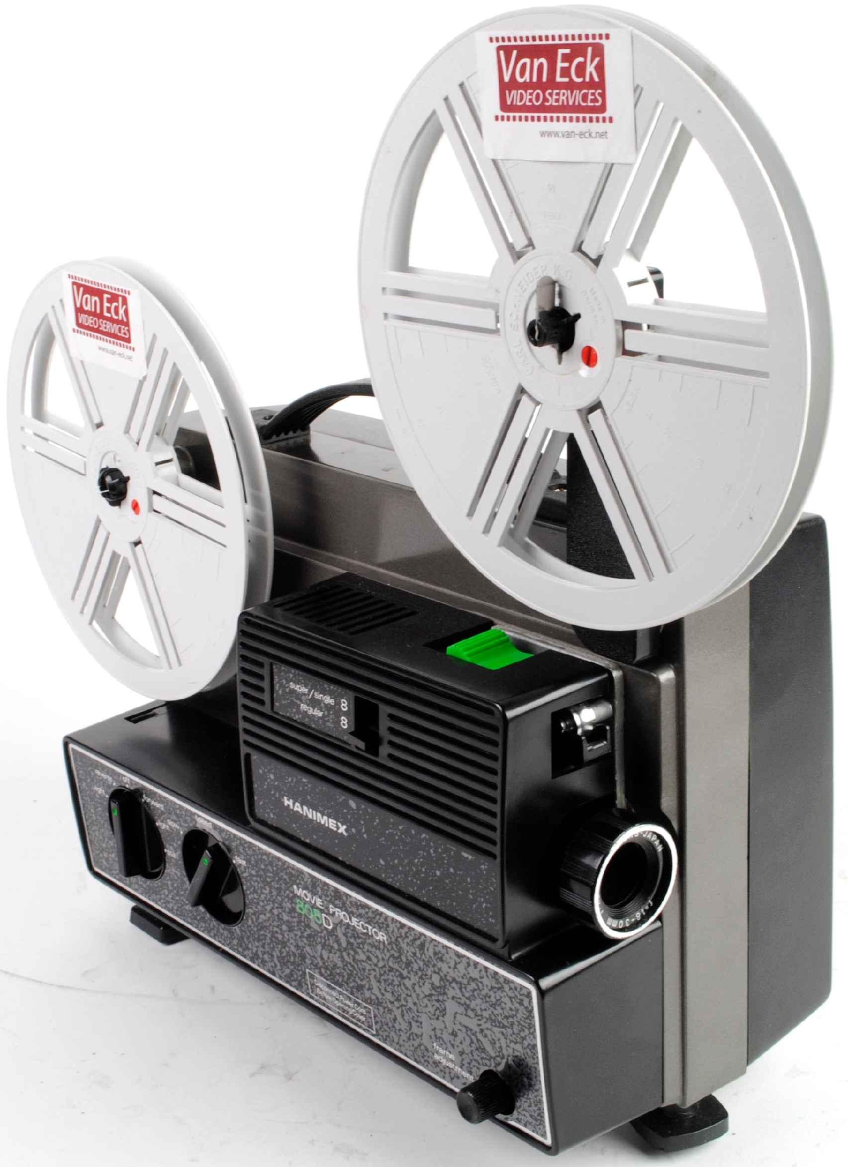 Hanimex Movie Projector ...