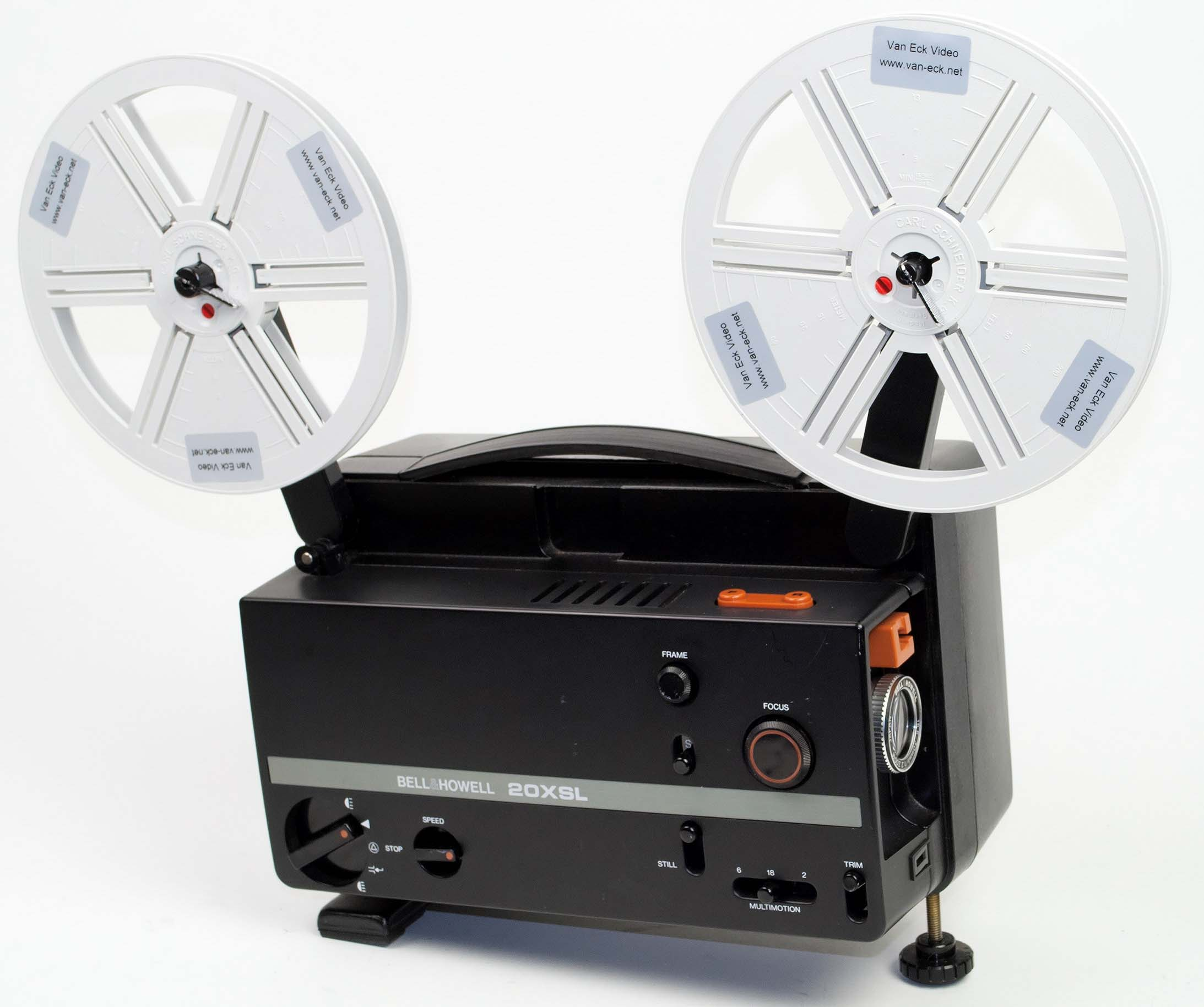 Bell & Howell 20XS, Film Projectors - Spare Parts and