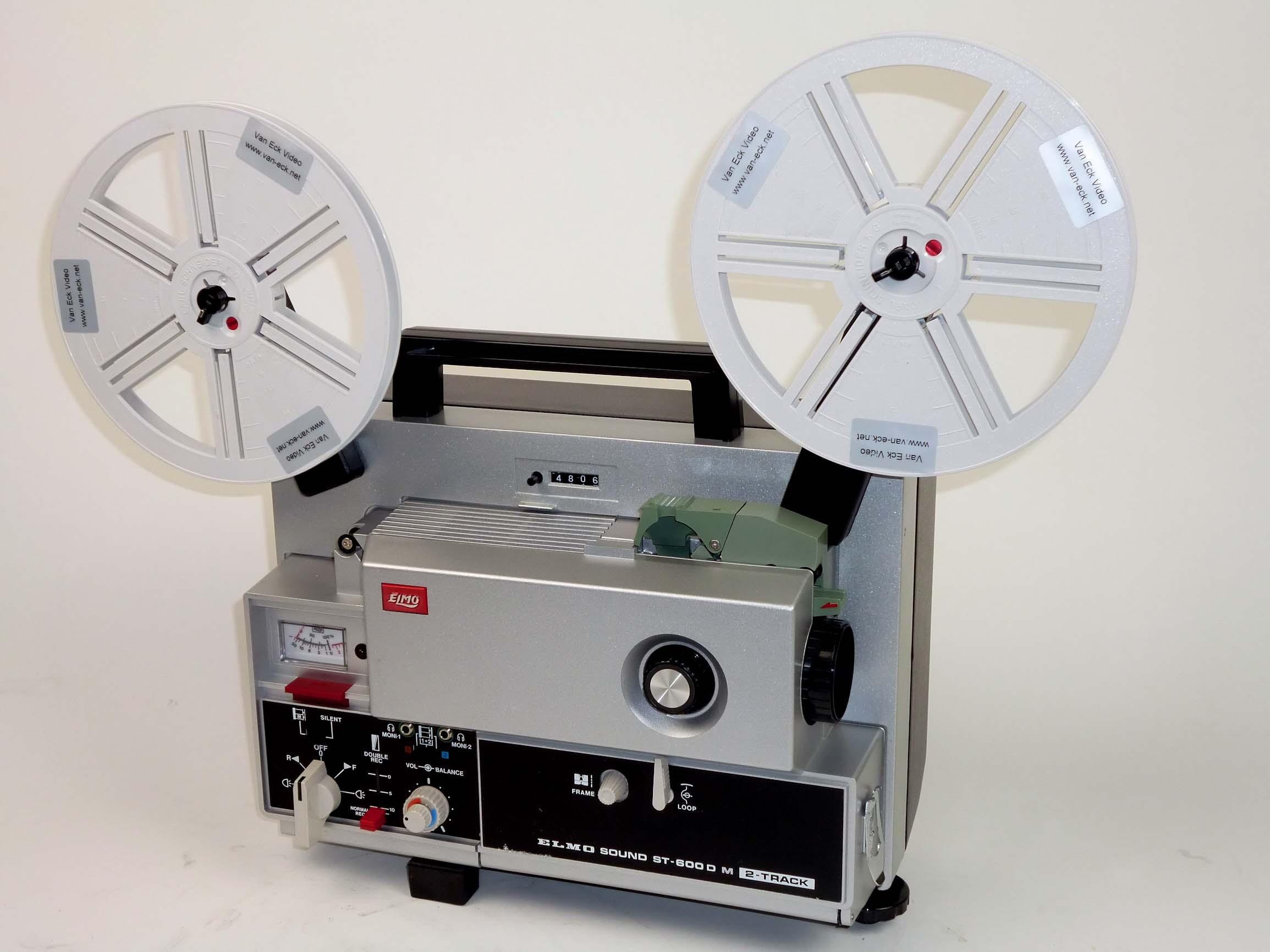 elmo projector