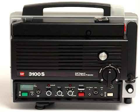 gaf 3100 s film projectors spare parts and information van eck rh van eck net