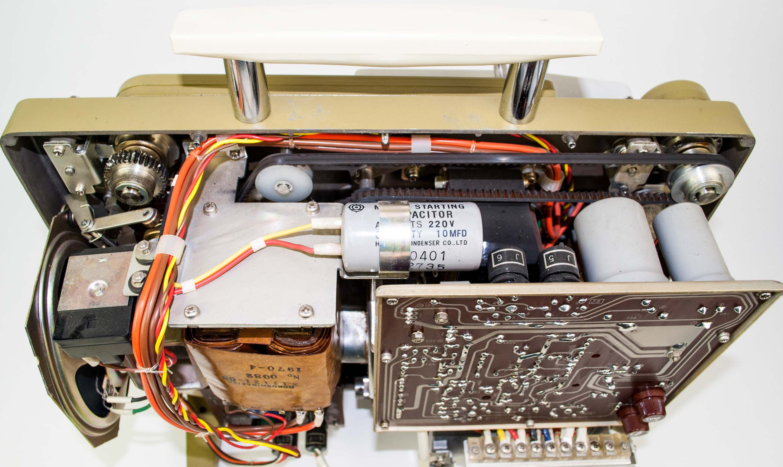 Hokushin Canary Film Projectors Spare Parts And Information Van Electronic Circuit Images