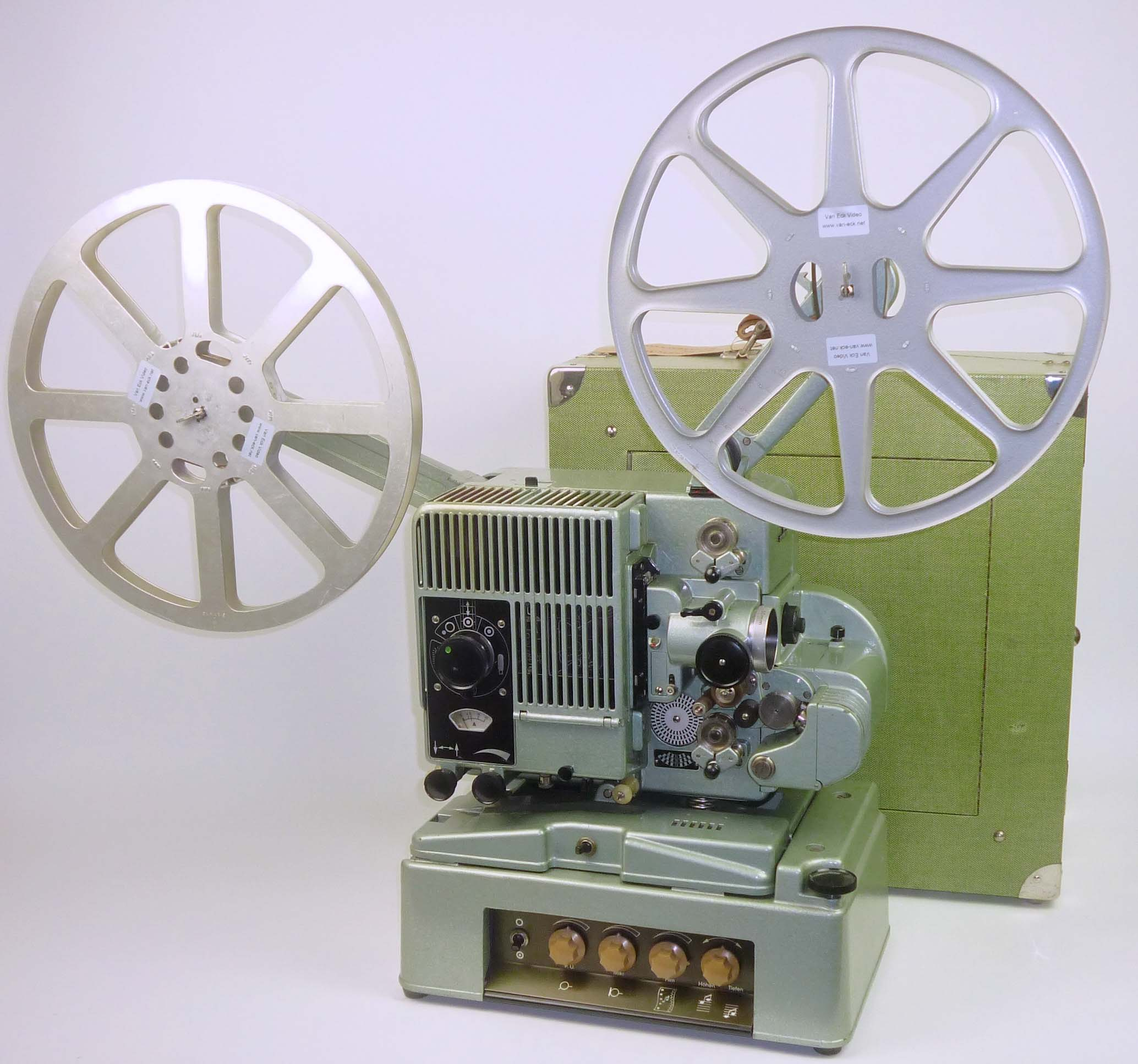Siemens 2000, Film Projectors - Spare Parts and Information