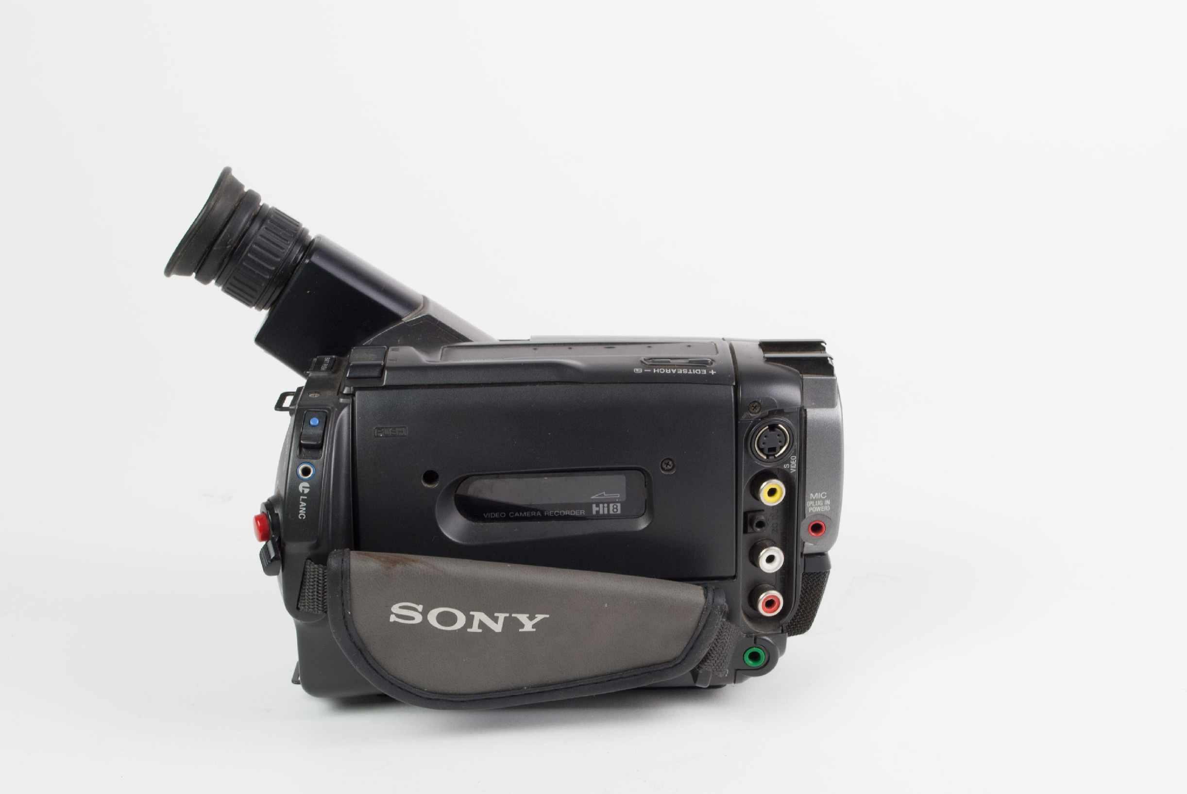 видеокамера sony ccd tr810e инструкция