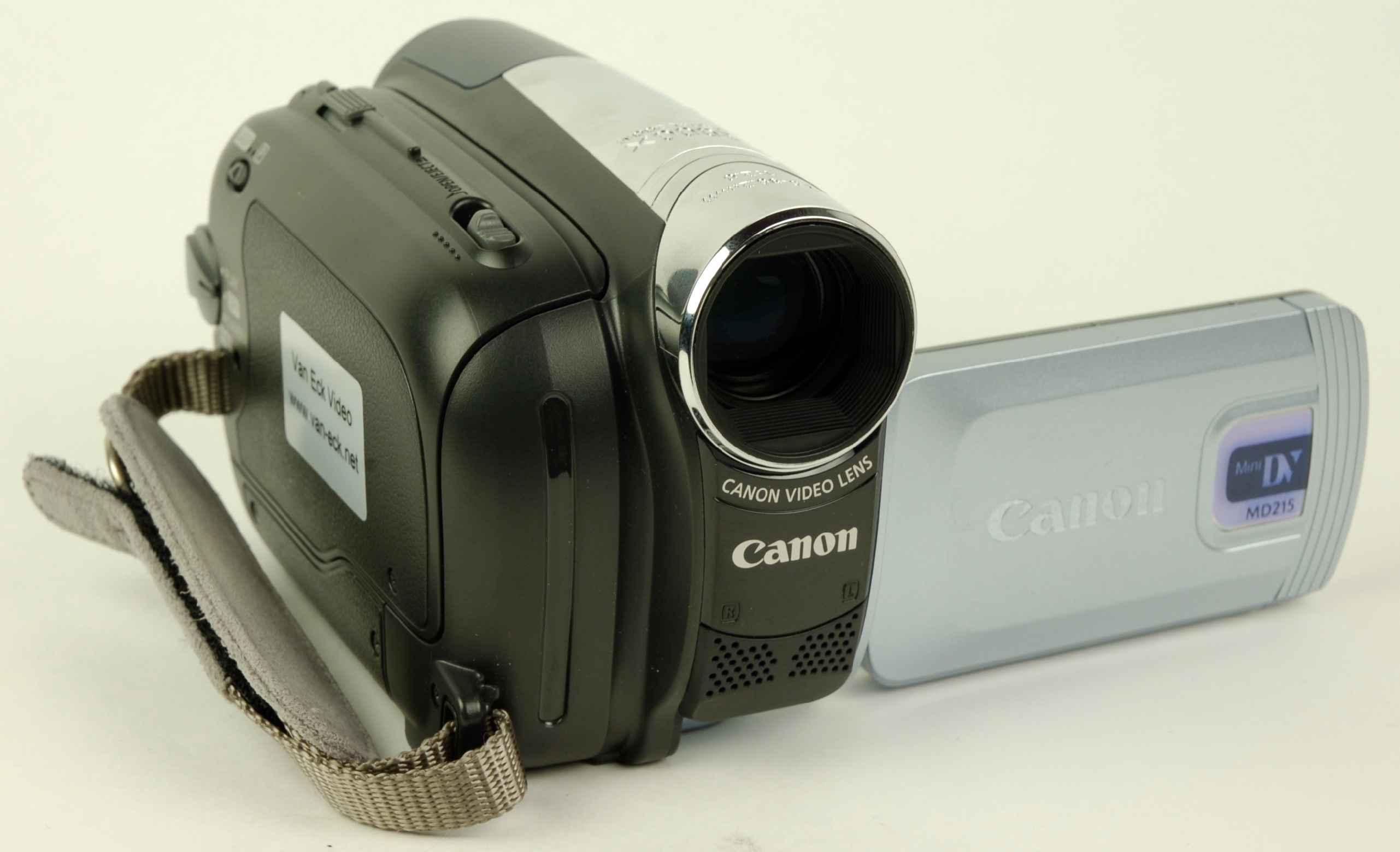 Canon MD215 E (minidv) (gebruikt)
