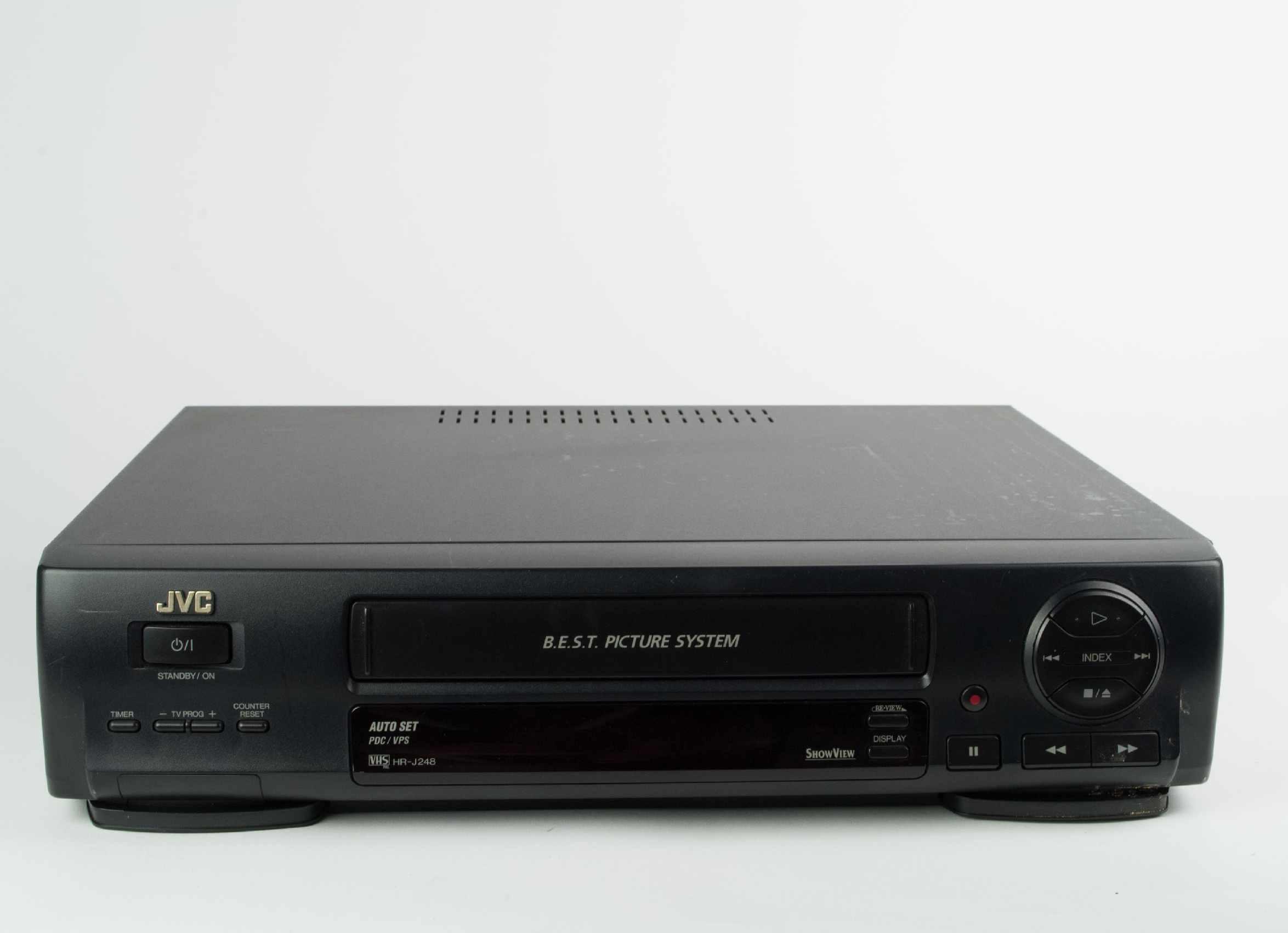 Elektronik & Foto Videorekorder JVC HR-S6711 S-VHS-Videorekorder ...