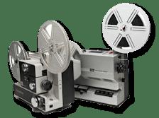 Filmprojectoren