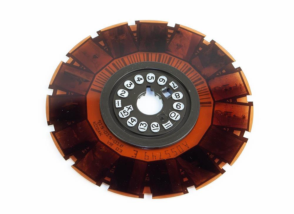 digitaliseren van een kodak disc