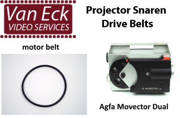 Agfa Movector dual snaar (2 snaren set)