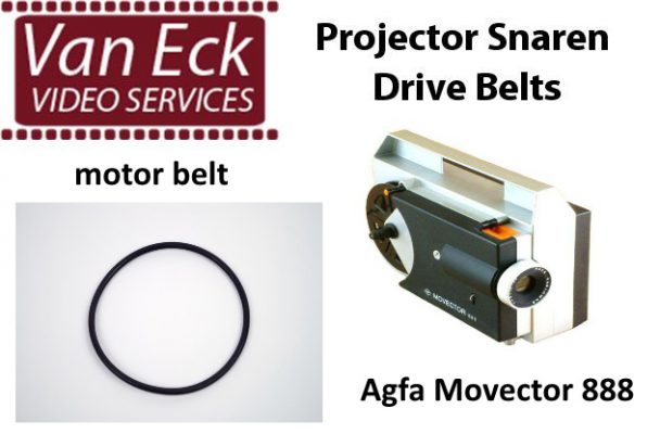 Agfa Movector 888 snaar (2 snaren set)
