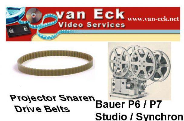 Bauer P6 / P7 Studio / Synchron snaar (spoelarmen snaar (set van 2))