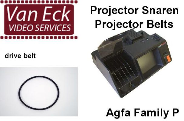 Agfa Family P snaar (2 snaren set)
