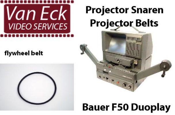 Bauer F50 Duoplay snaar (4 snaren set)