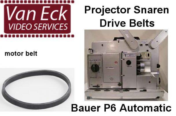 Bauer P6 Automatic snaar (2 snaren set)