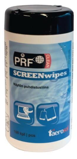 PRF Schoonmaakdoekjes scherm (100 doekjes)