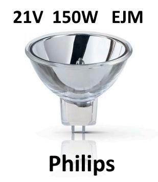 Philips Koudespiegellamp - 5995 -Halogeen EJM 21V / 150W - GX5.3
