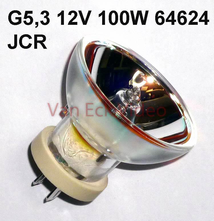 Osram JCR - 64624 12V 100W G5,3-4,8 A1/51