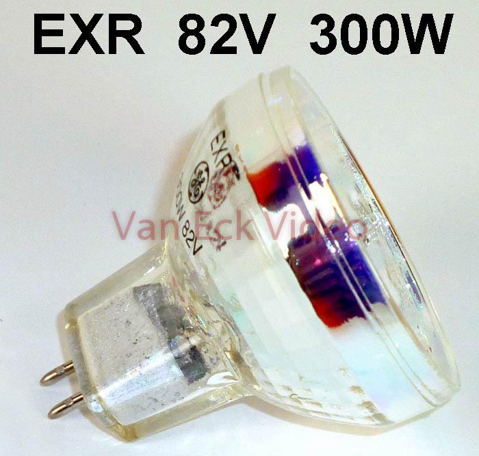 Osram Lamp 82V 300W GX5.3 ANSI: EXR