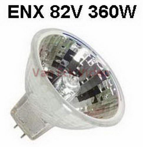 Lamp 82V 360W GY5.3 ANSI: ENX