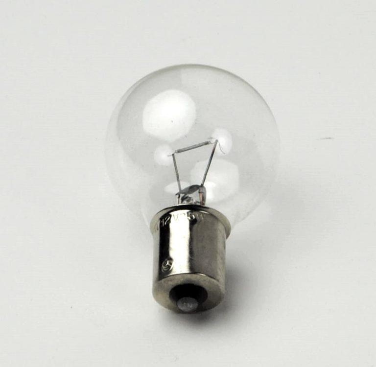 Viewer Lamp 12V 25W Ba15s 36x56mm