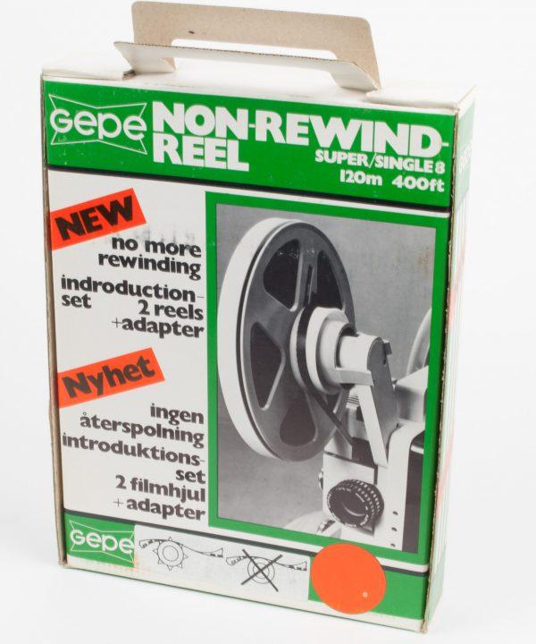 Gepe Non-Rewind Reel - art no 5504