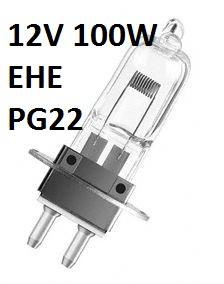Osram Lamp Halogeen 12V / 100W HLX PG22 EHE/ETA - A1/45 - Type P 6839C