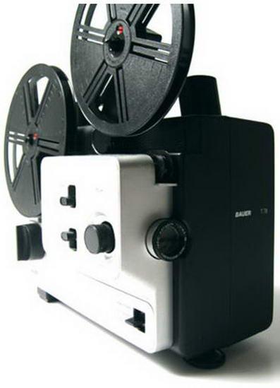 Bauer T78 (Alle 8mm film - zonder geluid)