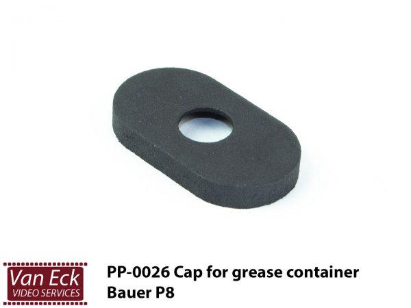 Bauer P8 - kapje voor vet reservoir
