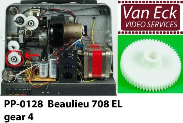 Beaulieu 708 EL gear 4