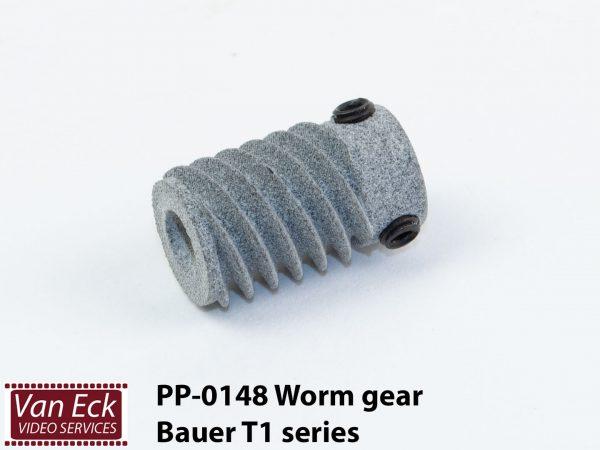Bauer T1 series - hoofd wormwiel