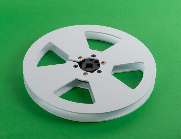 Filmspoel 9,5mm - 120m - met 16mm kern (voor o.a. Filmfabriek filmscanners)