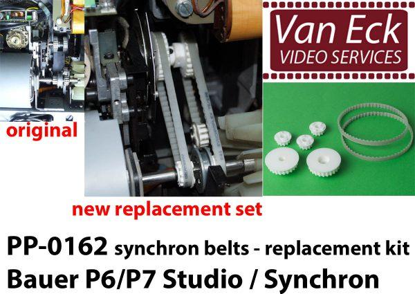 Bauer P6 / P7 studio, synchron P6/ P7 - motor snaren vervangingskit