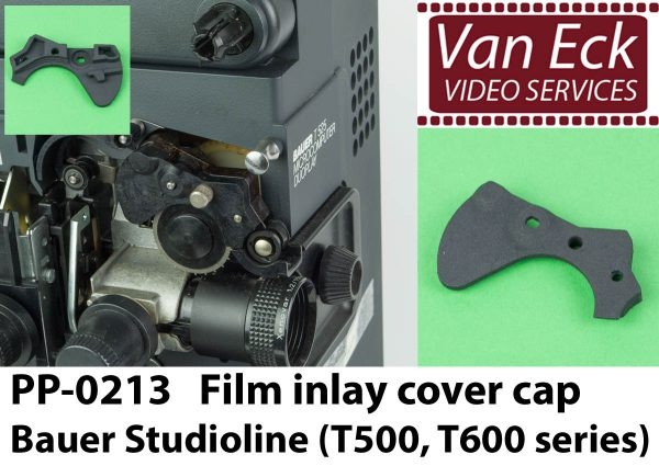 Bauer T500 T600-serie - film invoer afdekplaatje