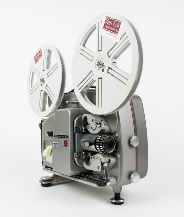 Bolex 18-5 L Super (Super8 films - zonder geluid)