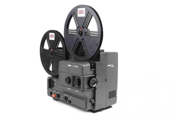 Bauer T171 Sound (Super8 - met geluid)