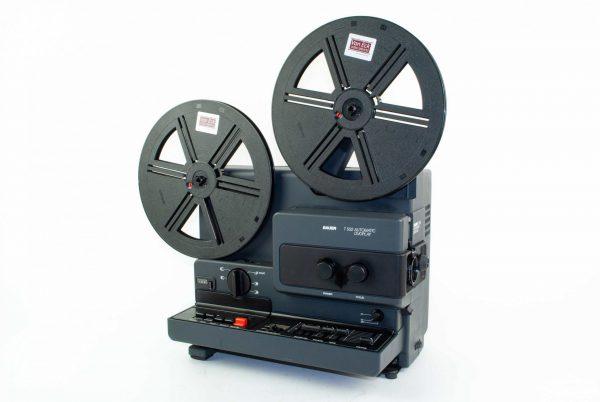 Bauer T502 Automatic Duoplay (super8 met geluid)