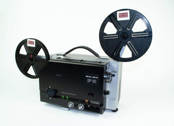 Bolex SP 80 (super8 met geluid)