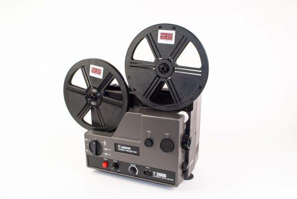Canon T2000 Sound Projector (DC model) (super met geluid)