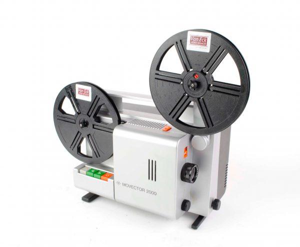 Agfa Movector 2000 (Super8/Single8 film - zonder geluid)