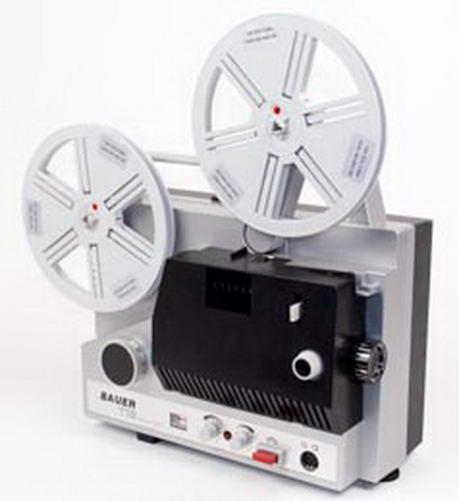 Bauer T16 Sound (Super8 - Met geluid)