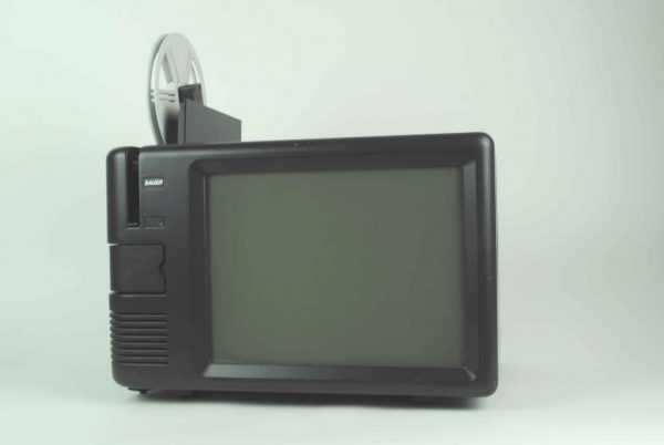Bauer TR100 Retro-sound (Super8/Single8 - met geluid)