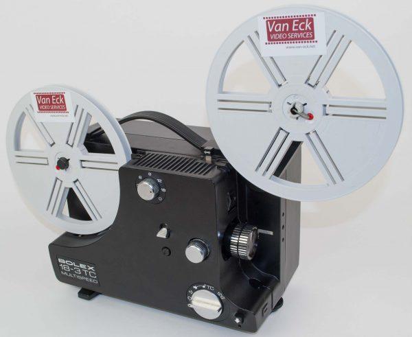 Bolex 18-3 TC (Alle typen 8mm film - zonder geluid)
