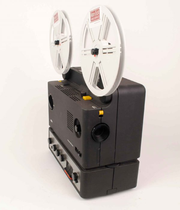Braun Visacustic 1000 Stereo (Super8 - met geluid)